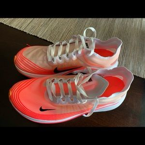 Women's Nike Zoom Fly SP running shoes.